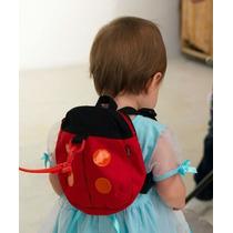Coleira De Segurança Infantil Com Mochila - Harness Buddy