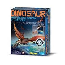 Dinossauros - Kit De Escavação - Esqueletos - Pterodactilo