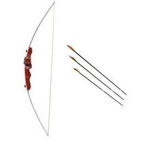 Kit Arco E Flecha Tupy Nautika (14libras) + 3 Flechas + Alvo