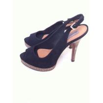 Sandália Plataforma Shoestck