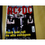 Revista Poster Ac/dc Nº09 Rock And Roll