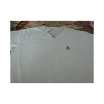 Camisetas Basicas Gola Redonda E Gola V Diversas Marcas !!!