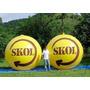 Balão Blimp Balao Promoções Eventos Festas Exposições Promo