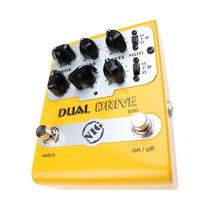 Dual Drive Pedal De Overdrive Para Guitarra - Nig