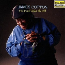 Cd James Cotton Fire Down Under The Hill