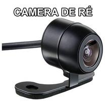 Camera De Ré Estacionamento Borboleta Colorida Prova D´agua