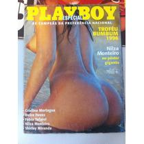 Playboy Especial Bundas Cristina Dulce Fabia Nilza Monteiro