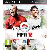 Fifa 2012 - Ps3 Original Novo & Lacrado!