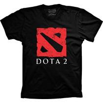 Camiseta Dota 2 Camisetas De Games Dota Camisa Jogo Dota2
