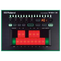 Roland Aira Tb-3: Sintetizador De Contrabaixo + Gtia 1 Ano