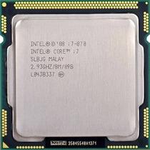 Processador Intel Core I7-870 2,93ghz Lga1156 Ddr3 8mb