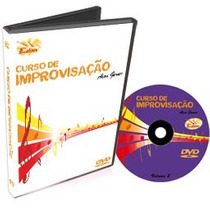 Curso Video Aula De Improvisação Vol. 2