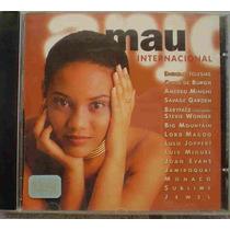 Cd - Anjo Mau - Internacional - Novela Da Globo - 1997