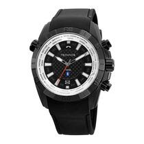 Relógio Technos Ts Carbon Conect 2039ax/8p Conexão Bluetooth