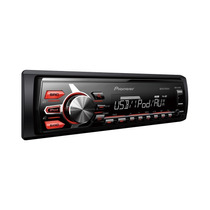 Toca Cd-player Mp3 Pionner Usb Frontal Mixtrax Deh-x1850ub