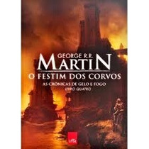 Martin O Festm Dos Corvos - George R. R. - Seminovo - Vs