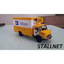 Miniatura Caminhão Mercedes Kibon 1113 Ed.01 Ixo Arpra 1:43
