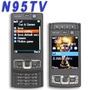 Celular Mp25 Mini N95 Mp,tv Fm Jogos,lindo!+ Brind