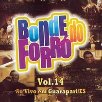 Dvd - Bonde Do Forró - Ao Vivo Em Guaraparí Vol.14