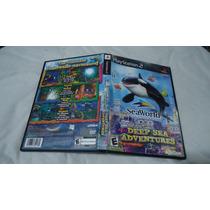 Seaworld Shamu´s Deep Sea Adventures Original Completa P Ps2