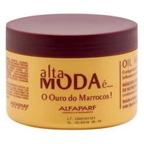 Máscara Oil Óleo Argan Alfaparf Alta Moda 300g