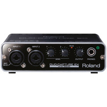 Roland Ua-22 Duo Capture Ex - Interface De Áudio Usb + Nfe
