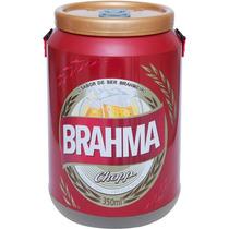Cooler P/ Bebidas E Gelo 24 Latas Brahma