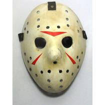 Máscara Jason Halloween Terror Cosplay