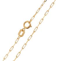 Corrente Malha Cartier Ouro 18k 60cm + Frete Grátis+caixinha