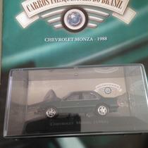 Carros Inesqueciveis Brasil Ediçao 50 Chevrolet Monza 1988