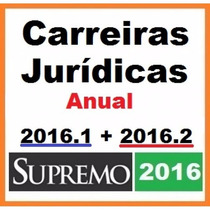 Carreiras Jurídicas 2016