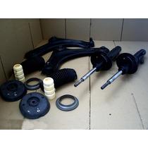 Amortecedor+ Kit+ Bandeja Citroen C3 Diant. (2003 Até 2012)