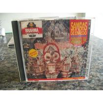 Cd Sambas Enredo Grupo Especial ( Rj ) - Carnaval 94