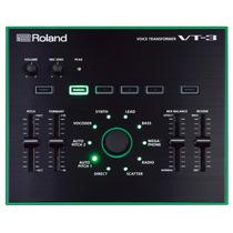 Roland Aira Vt-3: Transformador De Vocal Com Vocoder + Nfe