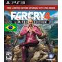 produto Far Cry 4 - Ps3  Código Psn Id Envio Na Hora