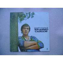 Lp Erasmo Carlos P/1988- Grandes Sucessos De ...coletânea