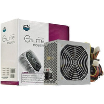 Fonte Atx 400w Real - Elite Power - Rs400-psari3-br Cooler M