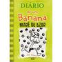 Diario De Um Banana, V.8 Mare De Azar Livro