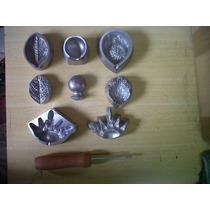 Frisador Em Alumínio Fundido - Kit Da Rosa Media