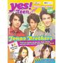 Revista Pôster = Jonas Brothers + Miley Cyrus + Dulce Maria!