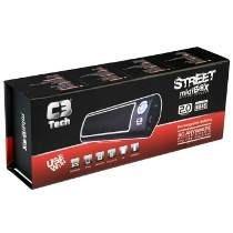 Caixa De Som C3 Tech Midi Box St160ii Bk Preta