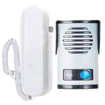Porteiro Eletrônico Interfone Agl Em Abs Bivolt C/ Saída 12v
