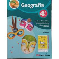 Livro: Geografia 4°ano Ensino Fundamental - Projeto Buriti.
