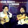 Cd Cesar Menotti E Fabiano Palavras De Amor Ao Vivo