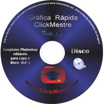 Templates Adobe Photoshop Editáveis P/ Capa E Disco Dvd