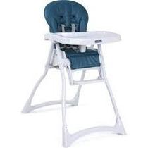 Cadeira De Refeição Burigotto Merenda Petroleo