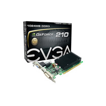 Placa De Vídeo Geforce Gt210 - 1gb - Evga