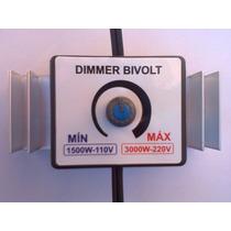 Dimmer-dimer-controlador Resistencia Chocadeira-1500w-3000w