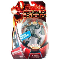 Iron Man - Mark 2 Firing Missile - 14 Cm - Hasbro
