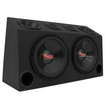 Caixa Som Dutada Musicall 76 Litros 780w Rms Universal